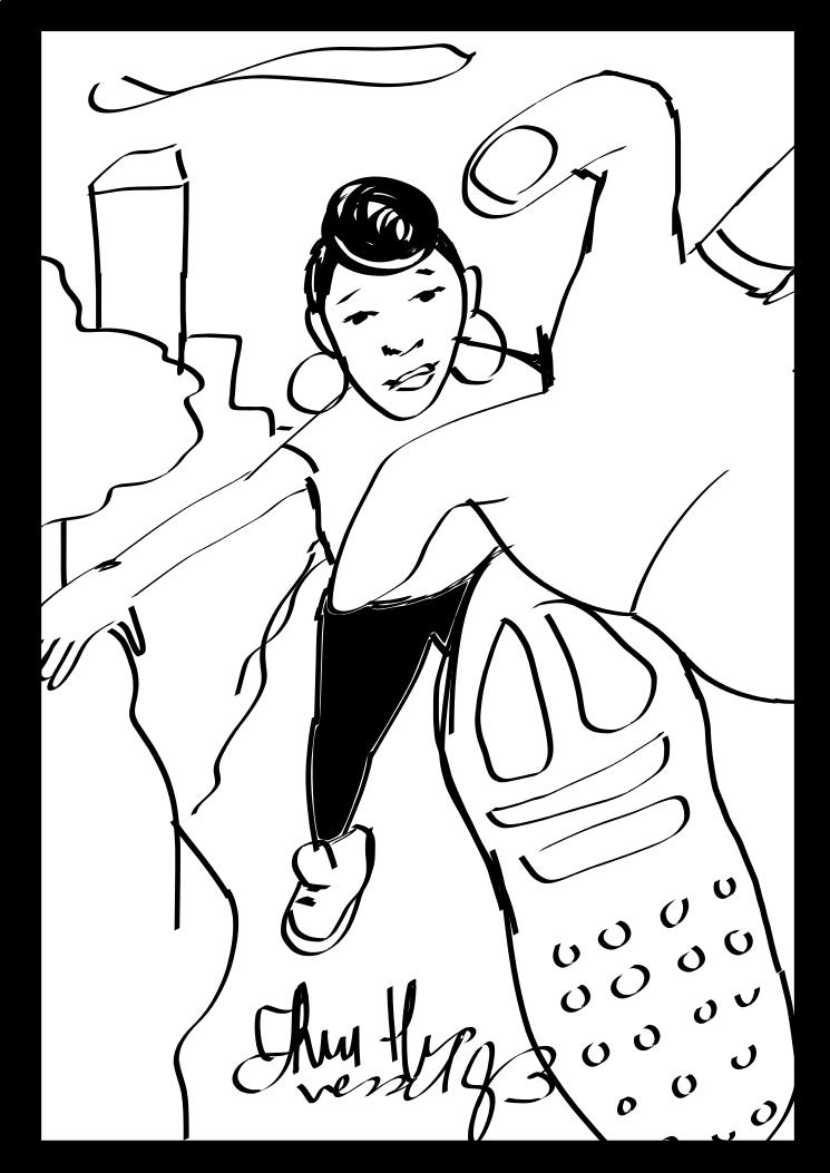 countdown drawing 3